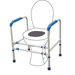 Accoudoirs de toilettes