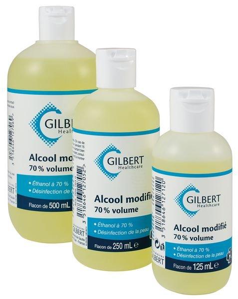 Alcool GILBERT modifié 70%