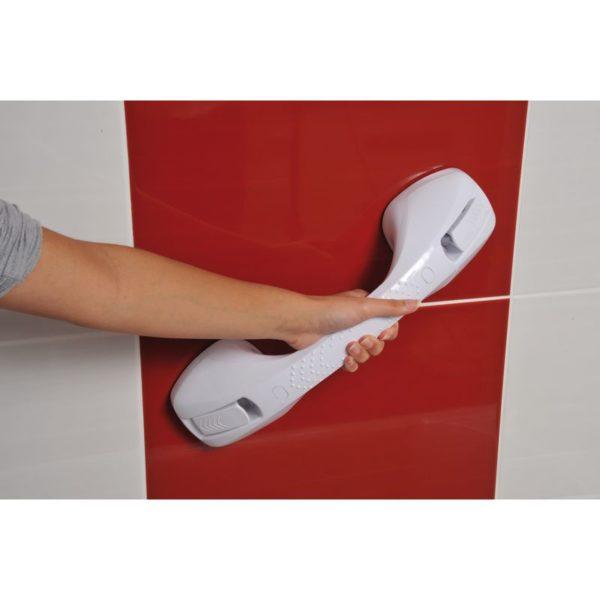 Barre d'appui à ventouses 29 cm