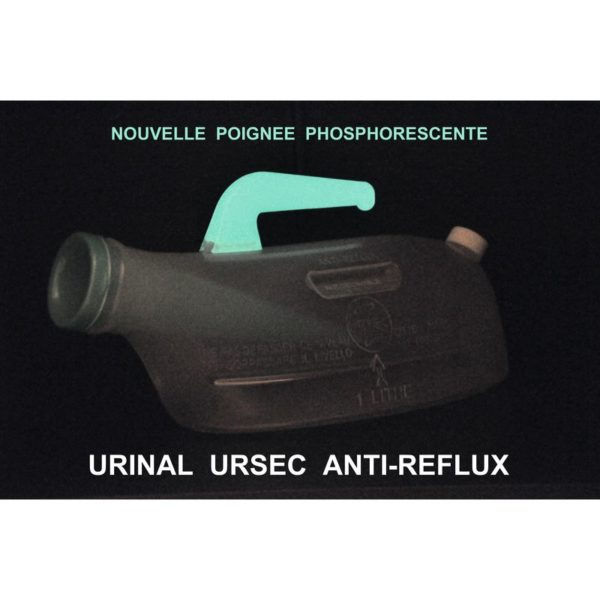 Urinal anti-reflux Ursec
