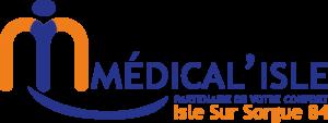 medicalisle 84 logo