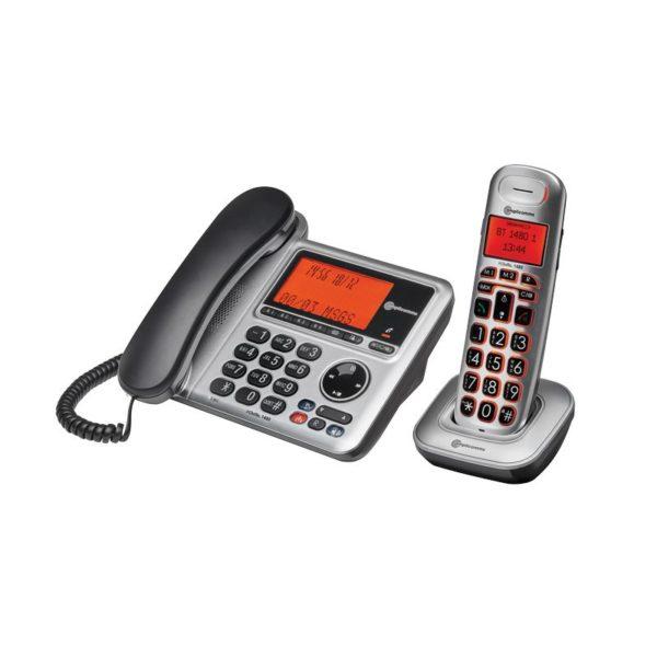 TELEPHONE ENSEMBLE COMBI BIG TEL 1480